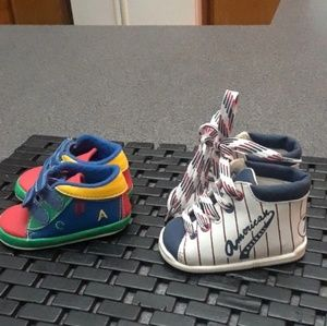 SHOES NEW BORN  1 YEAR OLD  BRAND NEW